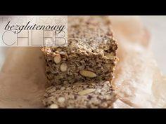 PRZEPIS na prosty, szybki i zdrowy chleb BEZGLUTENOWY (bez mąki) - YouTube