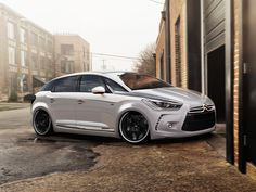 Citroen by blackdoggdesign on DeviantArt Car Photos, Car Pictures, Ds3 Citroen, Import Cars, Top Cars, France, Custom Cars, Peugeot, Cars And Motorcycles