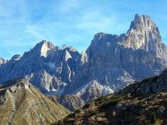 The most beautiful spectacular views in #dolomites #sanmartinodicastrozza #italy