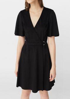 Wrap dress | MANGO