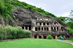 The Undavalli Caves