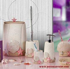 seashore themed bathroom decor sets Bathroom Decor Sets To Spruce Up The Design Of Your Bathroom