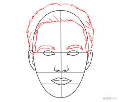 How to Draw Human Faces. Since the earliest times, humans have spent a great deal of time trying to capture the essence of the human face. This can be enjoyable, but it's better if you know how. While our bodies add dynamism to artworks,. Drawing The Human Head, Realistic Pencil Drawings, Face Drawings, Facial Proportions, Art Handouts, Anatomy Drawing, Portrait Illustration, Drawing Techniques, Learn To Draw