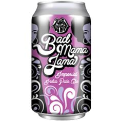 Beer 286 - Bad Mama Jama Imperial  IPA from Funk Estate. New Zealand
