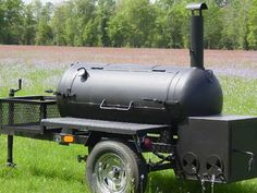 bbq smokers | Stumps Smoker - this is also an insulated vertical BBQ smoker with a ...