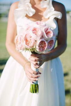Pink Wedding Bouquet Ideas | Brides
