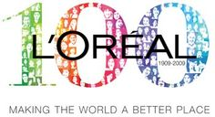 L'Oreal Centenary logo (France)