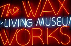 Wax Works Museum-Newport OR (cheesy but fun)