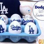 DIY: Glitter Dodger Easter Eggs