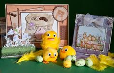 Chicks and mice and all things nice!