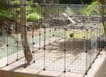 Do-It-Yourself Outdoor Cat Enclosure Or Run - project for next summer ;)