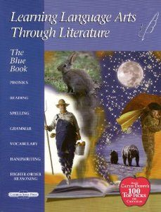 Learning Language Arts Through Literature (The Blue Book) - Teachers Manual: Common Sense Press: 9781880892817: Amazon.com: Books