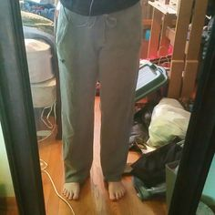 Grey sweatpants The boyfriend style and very soft and comfy. They were my favorite sweats until i bought a new pair at the semi annual sale and haven't worn them much since. Victoria's Secret Pants