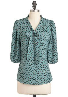 Not On My Splotch Top - Modcloth 42.99 http://www.modcloth.com/shop/blouses/not-on-my-splotch-top#