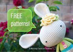 Amigurumi Free Patterns | Amigurumi Water Sprite/Rain Drop Crochet Pattern