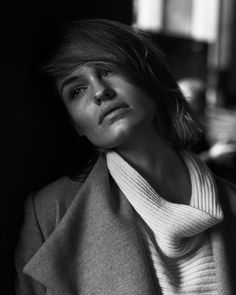 Black & White by Jay Ellwood #blackandwhite #portrait #naturallight #beauty