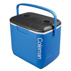 Coleman Tricolour 30Qt Performance Cooler The 30QT Tricolour Performance Coolbox from Coleman is a strong durable cooler that offers up to 2 days of cooling performance and with a 28 litre capacity it makes this cool box ideal for road trips  http://www.MightGet.com/january-2017-11/coleman-tricolour-30qt-performance-cooler.asp