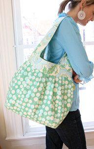 Birdie Sling bag pattern
