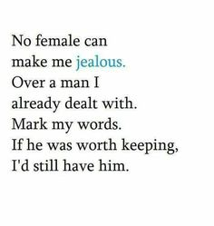 Lol, yep.   {Break up quotes