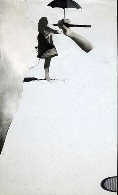 untitled // collage// yvonne daniel