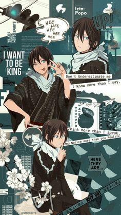 Noragami Anime, Noragami Bishamon, Otaku Anime, Manga Anime, Anime Art, Hero Wallpaper, Cute Anime Wallpaper, Wallpaper Iphone Cute, Cartoon Wallpaper