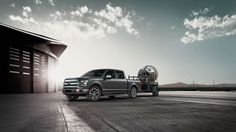 2015 Ford F-150 Pickup Truck  Visit http://www.fordgreenvalley.com/