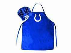 Indianapolis Colts NFL Captain Backpack (Royal Black)  fa6df97e6
