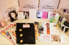 Secondtouch Goody bag toller Inhalt October 5, Amazing