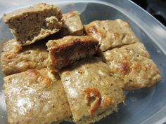 clean apple protein bars, low carb