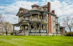 victorian gothic house - Google Search