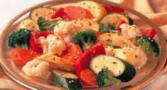 Peppered Vegetable Medley