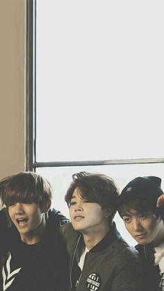 B A N G T A N | V x Jimin x Jungkook | Maknae Line #BTS