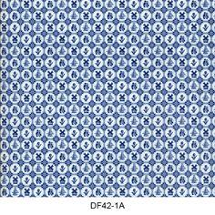 Hydro printing film flower pattern DF42-1A