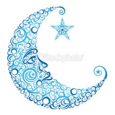 Google Image Result for http://i.istockimg.com/file_thumbview_approve/9993234/2/stock-illustration-9993234-crescent-moon-star.jpg