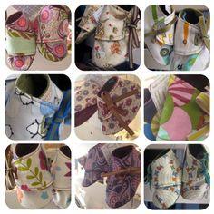 chaussons, baby shoes, 16€, Fée Home chez A Little Market