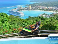 There are also plenty of activities for travelers to enjoy. Mystic Mountain in Ocho Rios takes visitors through a tropical forest adventure tour and up a 700-foot peak. You can even bobsled through the forest while enjoying incredible views.