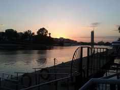 Río Guadalquivir / Sevilla / España