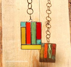 Stained Glass Gift. Stained Glass Little by Stainedglassmark4you