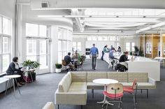 escritório informal