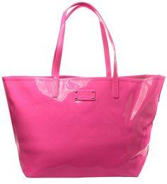 PURSES  Kate Spade New York Metro Spade Harmony Tote (Pink Sapphire)