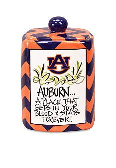 Auburn Tigers Cookie Jar