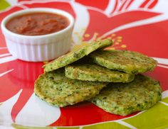 Green vegetable pancakes recipe