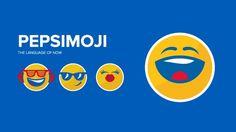 Pepsi sucumbe a la fiebre Emoji con emoticonos en sus packagings