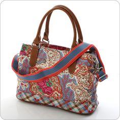 OILILY TASCHEN ONLINE : Kollektion Apron : Handbag Blue