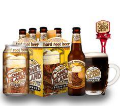 Coney Island Hard Root Beer