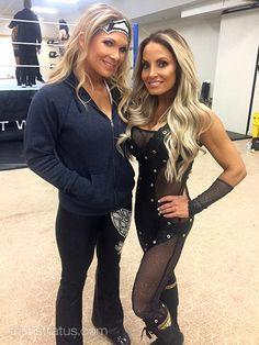 Beth Phoenix & Trish Stratus