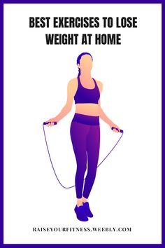 Best exercises that will help you burn fat at home and lose weight quickly without any equipment! Hiit Program, Lose Weight At Home, Exercises, Workouts, You Fitness, Lose Belly Fat, Weight Loss, Closed Doors, Cardio