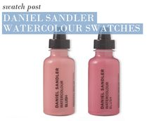 Swatches and Pictures: Daniel Sandler Watercolour Blush and Watercolour Crème Bronzer