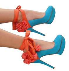 GORGEOUS! The most beautiful Heels I have EVER seen!!;-)