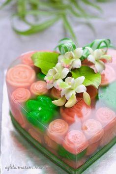 23 Best Agar Agar Pudding Images Agar Pudding Desserts